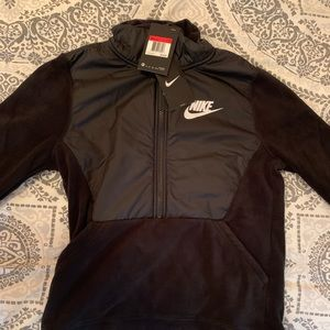 Nike mock turtleneck sweatshirt